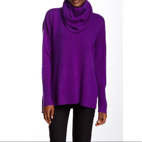 Diane von Furstenberg Ahiga Slim Cashmere Sweater